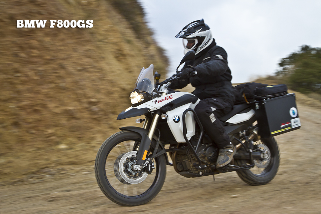 Progressive Rate Fork Springs For The F800gs And Tiger Xc